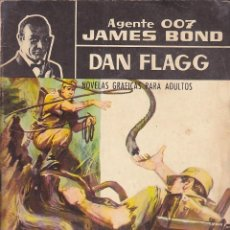 Tebeos: COMIC COLECCION JAMES BOND AGENTE 007 Nº 7 EDICIONES FERMA. Lote 238553040
