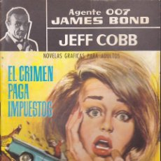 Tebeos: COMIC COLECCION JAMES BOND AGENTE 007 Nº 3 EDICIONES FERMA. Lote 238553110