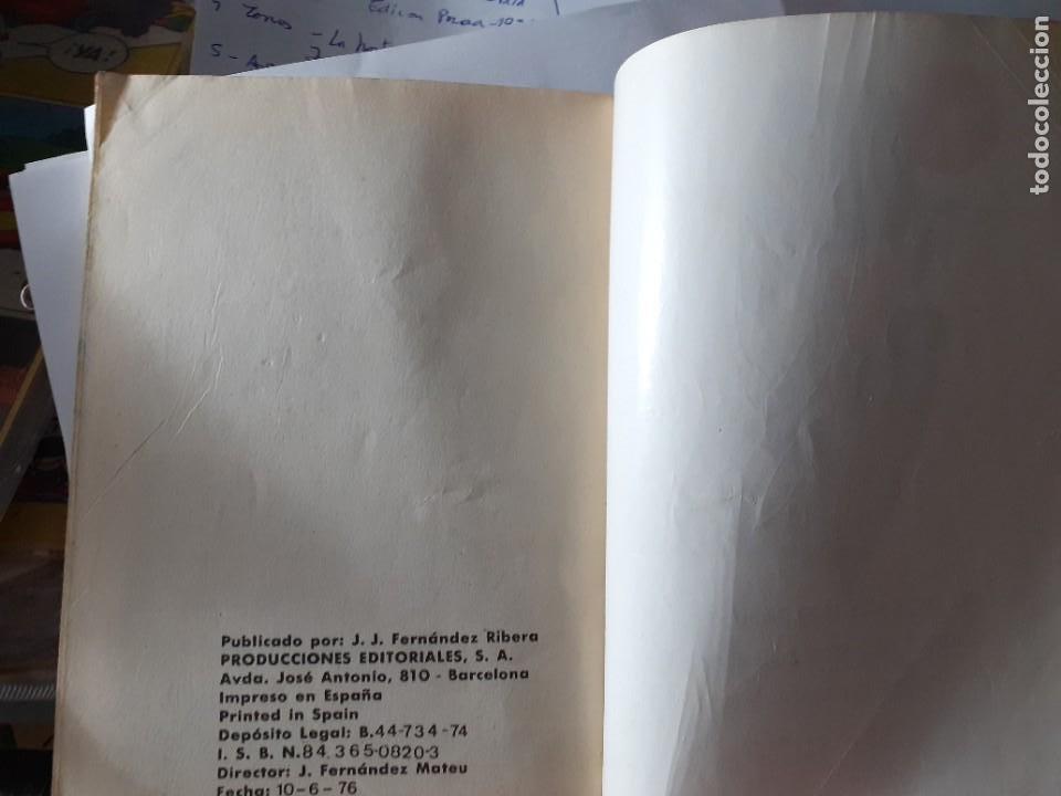 Tebeos: COMBATE- NOVELA GRÁFICA SEMANAL- Nº 26 -MANADA DE TIBURONES-ÚNICO EN TC-CASI BUENO-1975-LEAN-4293 - Foto 4 - 239600880