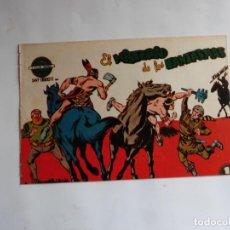 Tebeos: DAVY CROCKETT Nº 19 FERMA ORIOGINAL. Lote 239605065