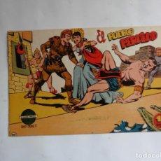 Tebeos: DAVY CROCKETT Nº 20 FERMA ORIOGINAL. Lote 239605140