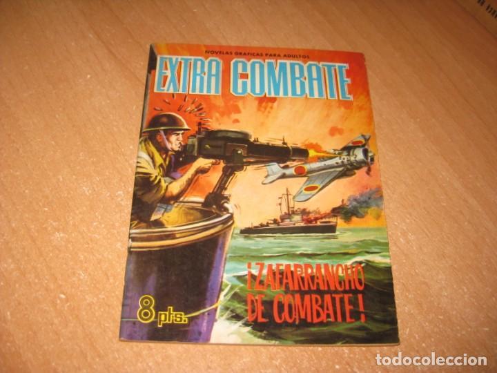 ZAFARRANCHO DE COMBATE EXTRA COMBATE (Tebeos y Comics - Ferma - Combate)