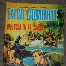Tebeos: EDIT. FERMA.EXTRA COMBATE .UNA FOSA EN LA JUNGLA.1965. Lote 241509345