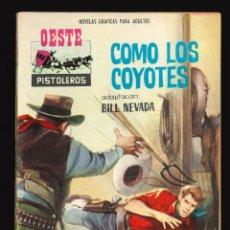 BDs: OESTE PISTOLEROS - FERMA / NÚMERO 76. Lote 241551940