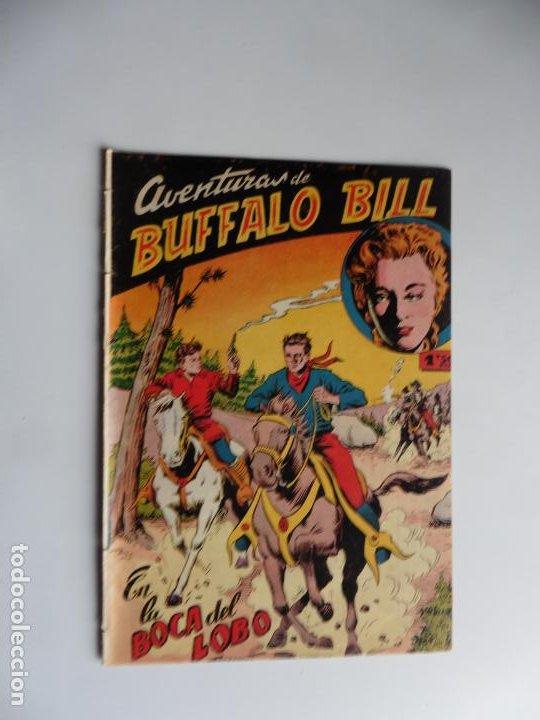 AVENTURAS DE BUFFALO BILL Nº 5 FERMA 1950 ORIGINAL (Tebeos y Comics - Ferma - Otros)