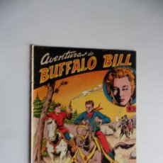 Tebeos: AVENTURAS DE BUFFALO BILL Nº 5 FERMA 1950 ORIGINAL. Lote 241881850