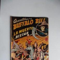Tebeos: AVENTURAS DE BUFFALO BILL Nº 8 FERMA 1950 ORIGINAL. Lote 241882190