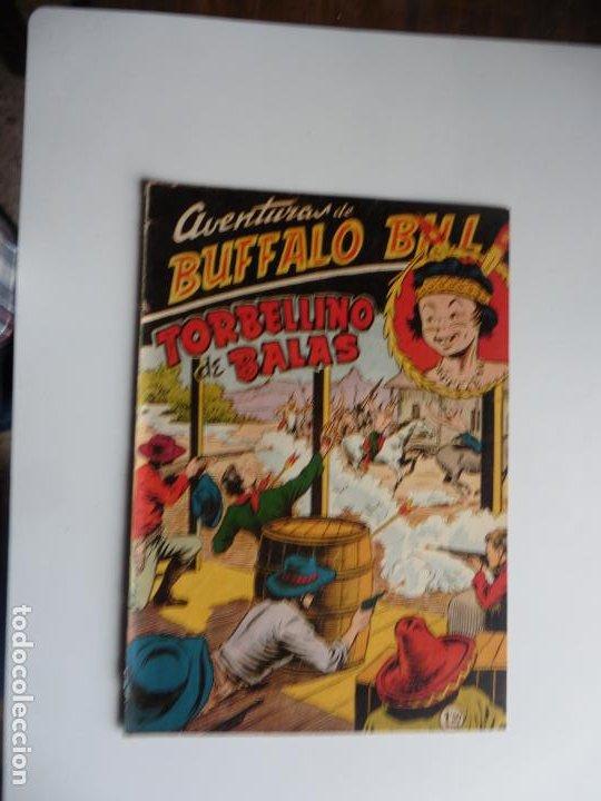 AVENTURAS DE BUFFALO BILL Nº 9 FERMA 1950 ORIGINAL (Tebeos y Comics - Ferma - Otros)