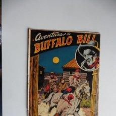 Tebeos: AVENTURAS DE BUFFALO BILL Nº 14 FERMA 1950 ORIGINAL. Lote 241882560