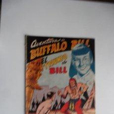 Tebeos: AVENTURAS DE BUFFALO BILL Nº 15 FERMA 1950 ORIGINAL. Lote 241882790