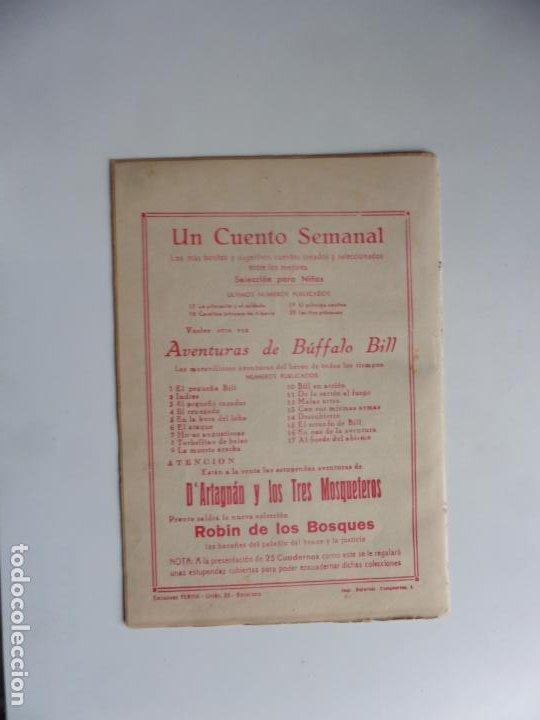 Tebeos: AVENTURAS DE BUFFALO BILL Nº 16 FERMA 1950 ORIGINAL - Foto 2 - 241882985
