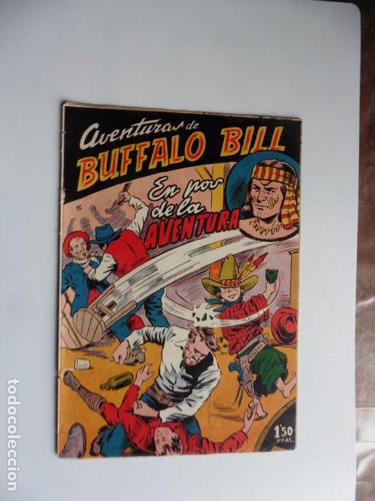 AVENTURAS DE BUFFALO BILL Nº 16 FERMA 1950 ORIGINAL (Tebeos y Comics - Ferma - Otros)