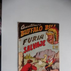 Tebeos: AVENTURAS DE BUFFALO BILL Nº 18 FERMA 1950 ORIGINAL. Lote 241883160