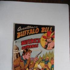 Tebeos: AVENTURAS DE BUFFALO BILL Nº 19 FERMA 1950 ORIGINAL. Lote 241883265