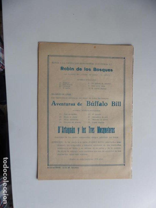 Tebeos: AVENTURAS DE BUFFALO BILL Nº 26 FERMA 1950 ORIGINAL - Foto 2 - 241883775