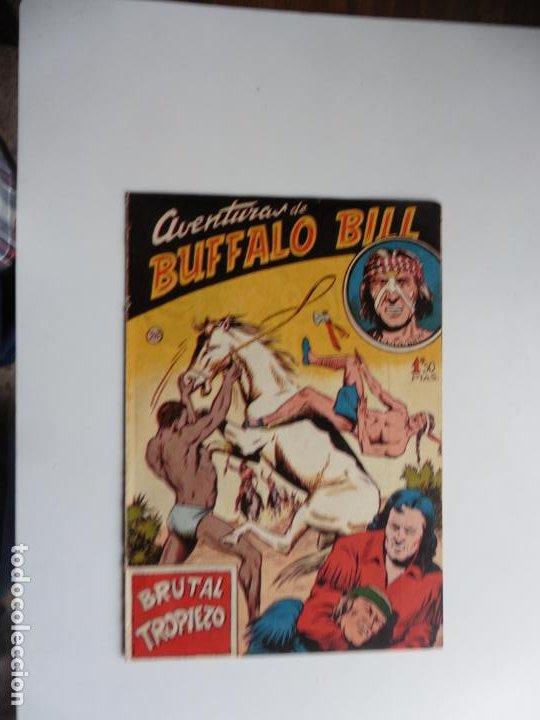 AVENTURAS DE BUFFALO BILL Nº 26 FERMA 1950 ORIGINAL (Tebeos y Comics - Ferma - Otros)