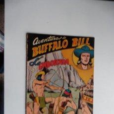Tebeos: AVENTURAS DE BUFFALO BILL Nº 30 FERMA 1950 ORIGINAL. Lote 241883925
