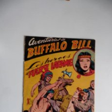 Tebeos: AVENTURAS DE BUFFALO BILL Nº 34 FERMA 1950 ORIGINAL. Lote 241884205