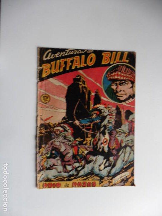 AVENTURAS DE BUFFALO BILL Nº 45 FERMA 1950 ORIGINAL (Tebeos y Comics - Ferma - Otros)