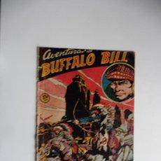 Tebeos: AVENTURAS DE BUFFALO BILL Nº 45 FERMA 1950 ORIGINAL. Lote 241884725