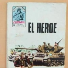 Tebeos: EL HEROE. COMBATE NUM 188. FERMA. Lote 242834150