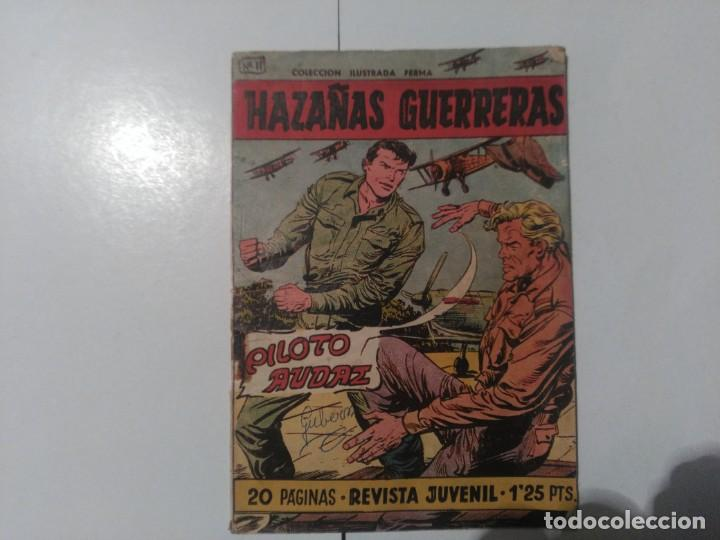 HAZAÑAS GUERRERAS Nº11 (Tebeos y Comics - Ferma - Otros)