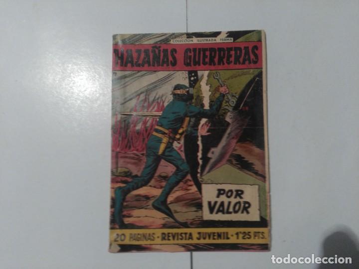 HAZAÑAS GUERRERAS Nº17 (Tebeos y Comics - Ferma - Otros)