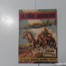 Tebeos: HAZAÑAS GUERRERAS Nº20. Lote 245218880
