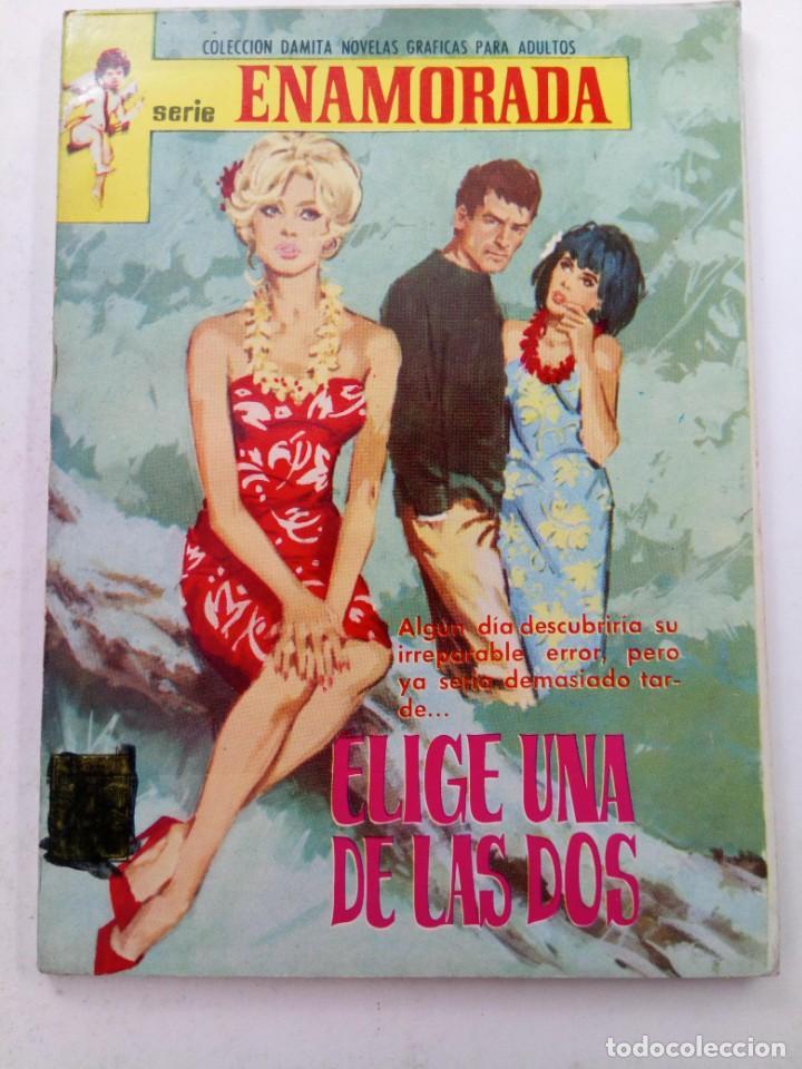 ENAMORADA Nº 250 - ELIGE UNA DE LAS DOS - EDITORIAL FERMA (Tebeos y Comics - Ferma - Otros)