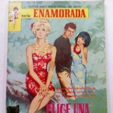 Tebeos: ENAMORADA Nº 250 - ELIGE UNA DE LAS DOS - EDITORIAL FERMA. Lote 245374140