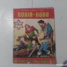 Tebeos: AVENTURAS ILUSTRADAS FERMA ROBIN-HOOD. Lote 245410755