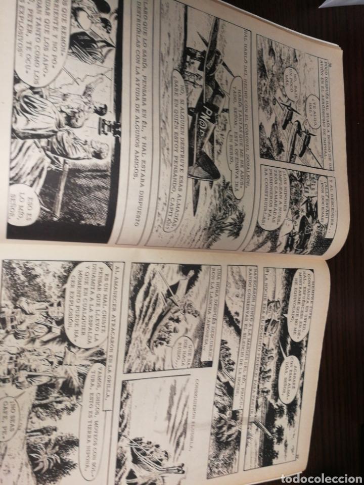 Tebeos: SELECCIONES GRÁFICAS DE GUERRA, COMBATE. AÑO 1981, MUY BUEN ESTADO. - Foto 2 - 248827175