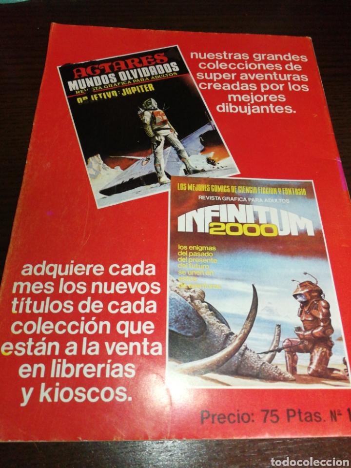 Tebeos: SELECCIONES GRÁFICAS DE GUERRA, COMBATE. AÑO 1981, MUY BUEN ESTADO. - Foto 3 - 248827175