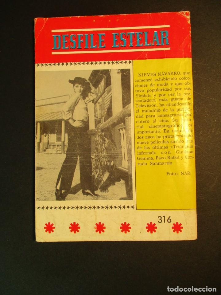 Tebeos: GRAN OESTE / MONTANA OESTE (1958, FERMA) 316 · 4-VI-1964 · TRES BALAS PARA TRES CUERVOS - Foto 3 - 249023740