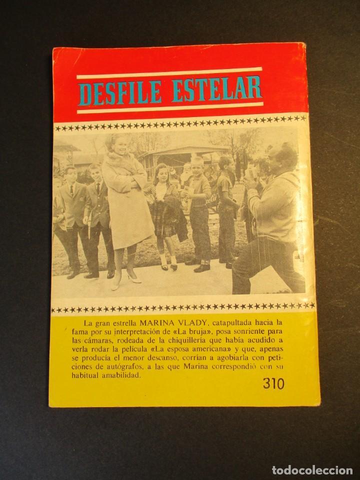 Tebeos: GRAN OESTE / MONTANA OESTE (1958, FERMA) 310 · 23-IV-1964 · EL REGRESO DEL MUERTO - Foto 3 - 249025030
