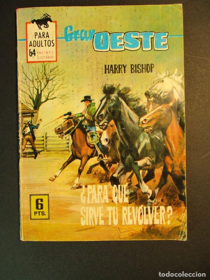 GRAN OESTE / MONTANA OESTE (1958, FERMA) 328 · 27-VIII-1964 · GRAN OESTE (Tebeos y Comics - Ferma - Gran Oeste)