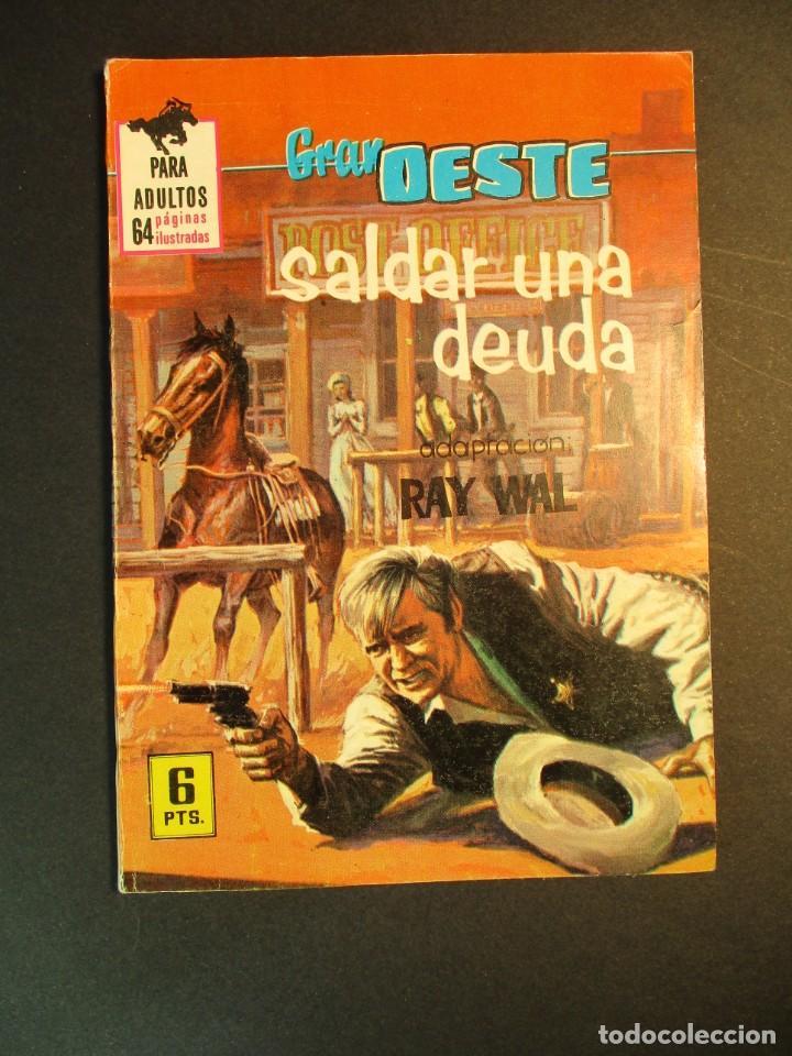 GRAN OESTE / MONTANA OESTE (1958, FERMA) 391 · 11-XI-1965 · GRAN OESTE (Tebeos y Comics - Ferma - Gran Oeste)