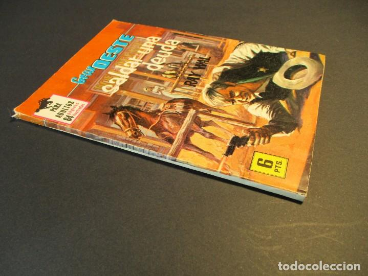Tebeos: GRAN OESTE / MONTANA OESTE (1958, FERMA) 391 · 11-XI-1965 · GRAN OESTE - Foto 2 - 249031130
