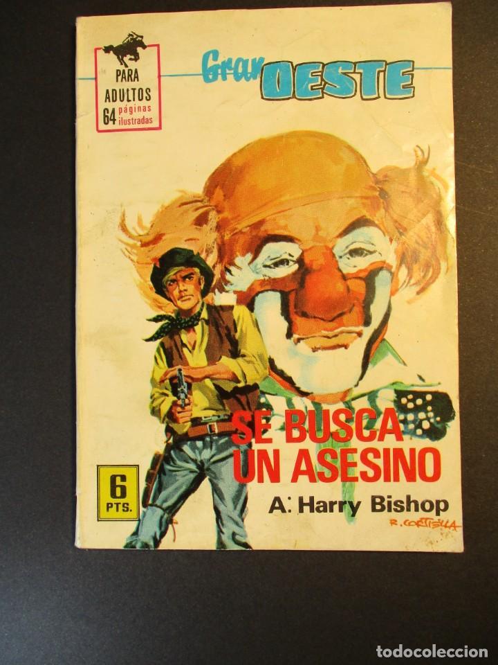 GRAN OESTE / MONTANA OESTE (1958, FERMA) 392 · 18-XI-1965 · GRAN OESTE (Tebeos y Comics - Ferma - Gran Oeste)