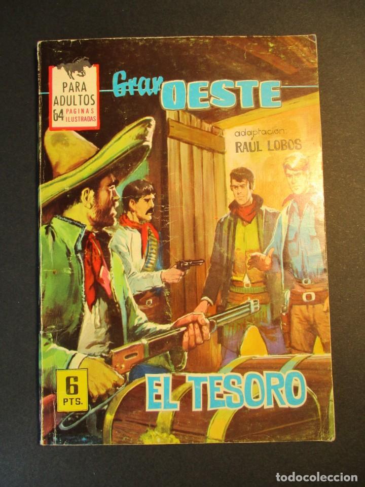 GRAN OESTE / MONTANA OESTE (1958, FERMA) 325 · 6-VIII-1964 · GRAN OESTE (Tebeos y Comics - Ferma - Gran Oeste)