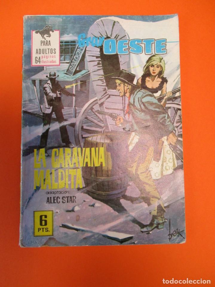 GRAN OESTE / MONTANA OESTE (1958, FERMA) 352 · 11-II-1965 · GRAN OESTE (Tebeos y Comics - Ferma - Gran Oeste)