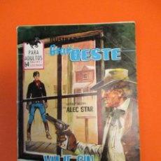 Tebeos: GRAN OESTE / MONTANA OESTE (1958, FERMA) 323 · 23-VII-1964 · GRAN OESTE. Lote 249045955