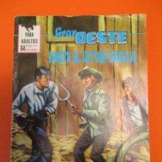 Tebeos: GRAN OESTE / MONTANA OESTE (1958, FERMA) 380 · 26-VIII-1965 · GRAN OESTE. Lote 249047020