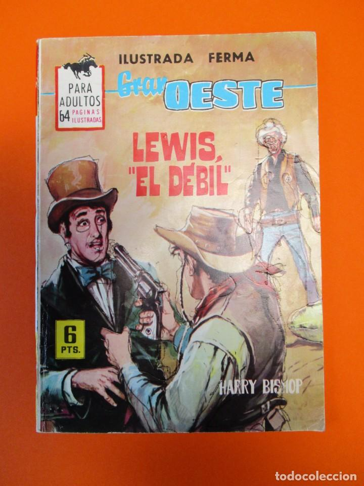 GRAN OESTE / MONTANA OESTE (1958, FERMA) 319 · 25-VI-1964 · GRAN OESTE (Tebeos y Comics - Ferma - Gran Oeste)