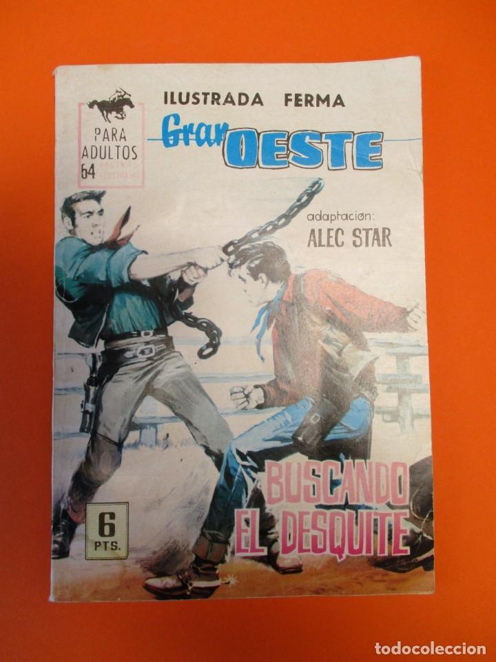 GRAN OESTE / MONTANA OESTE (1958, FERMA) 291 · 12-XII-1963 · GRAN OESTE (Tebeos y Comics - Ferma - Gran Oeste)