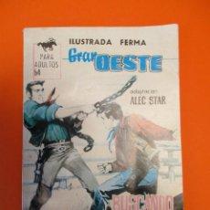Tebeos: GRAN OESTE / MONTANA OESTE (1958, FERMA) 291 · 12-XII-1963 · GRAN OESTE. Lote 249048150