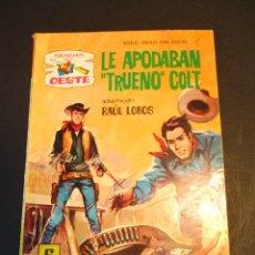 Tebeos: SENDAS SALVAJES / SENDAS DEL OESTE (1962, FERMA) 212 · 24-VI-1968 · SENDAS SALVAJES / SENDAS DEL OES. Lote 249106440