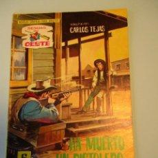 Livros de Banda Desenhada: SENDAS SALVAJES / SENDAS DEL OESTE (1962, FERMA) 209 · 3-VI-1968 · SENDAS SALVAJES / SENDAS DEL OEST. Lote 249109340