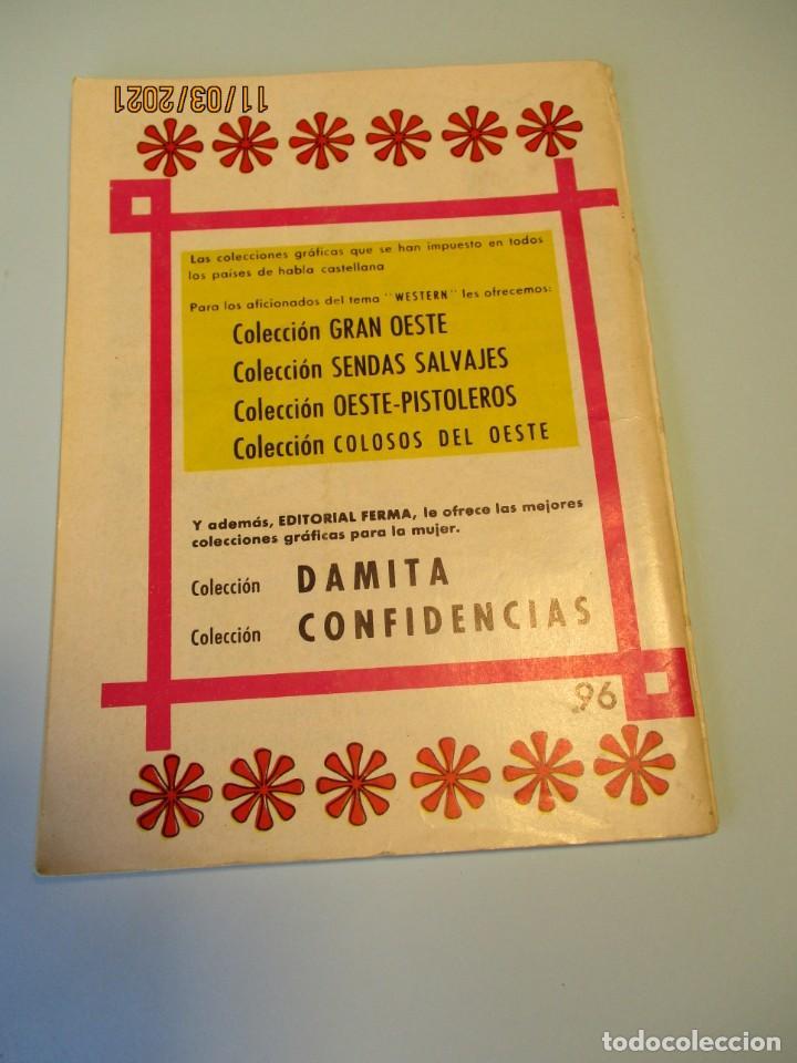 Tebeos: COLOSOS DEL OESTE (1964, FERMA) 96 · 11-II-1966 · EL SABOR DEL PLOMO - Foto 3 - 249109925