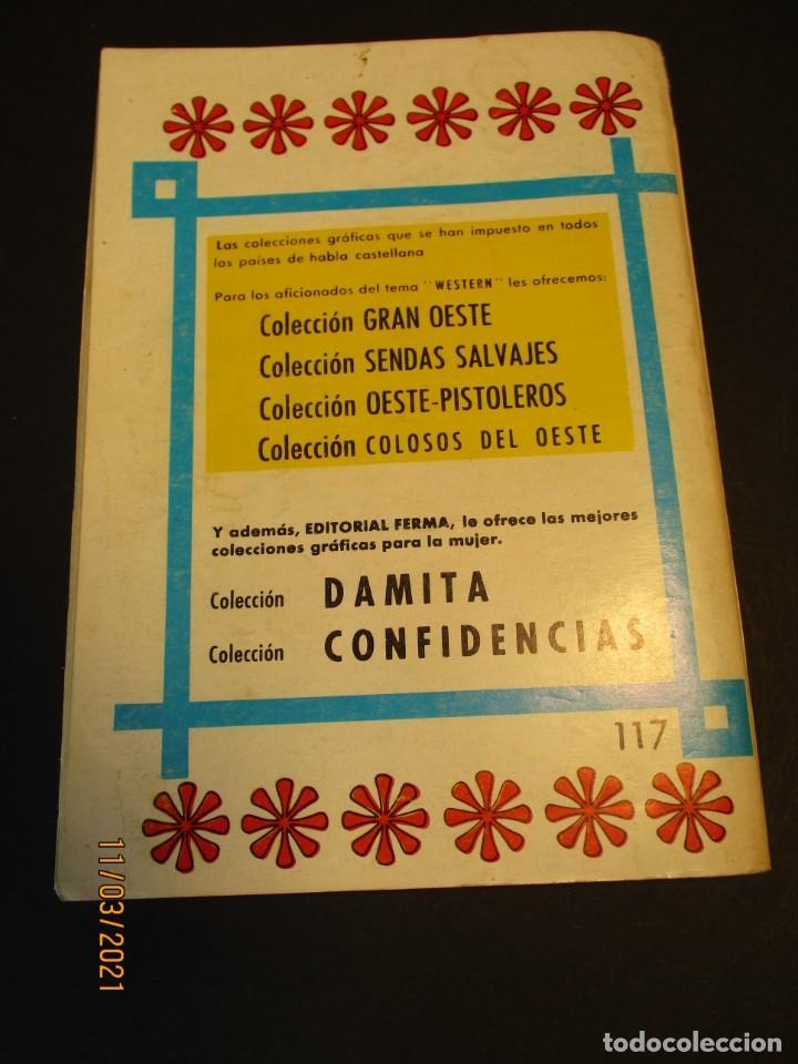 Tebeos: COLOSOS DEL OESTE (1964, FERMA) 117 · 8-VII-1966 · EN PAGO A LA CODICIA - Foto 3 - 249110790